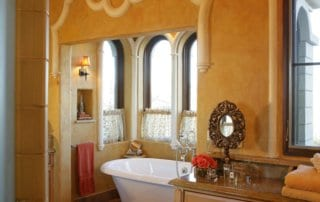 Private Residence At Lake Las Vegas Bathroom