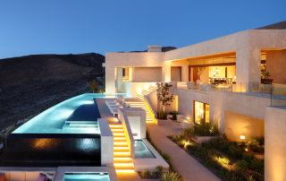 how much to build a custom home in las vegas