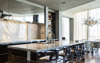 Private Residence At Veer Towers Kitchen And Seating