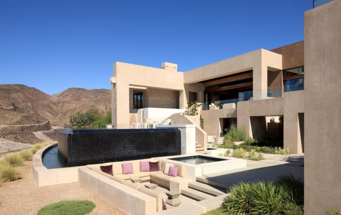 custom home Las vegas