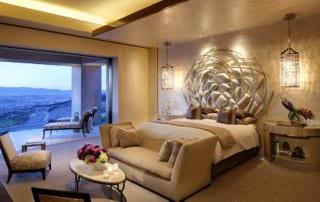 Custom Home At Macdonald Highlands Master Bedroom