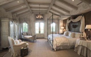 Private Residence At Southern Highlands Master Bedroom
