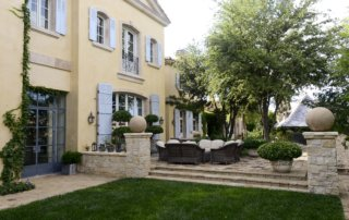 Private Residence At Southern Highlands Outdoor Sitting Area