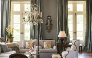 Private Residence At Southern Highlands Sitting Room
