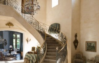 Private Residence At Southern Highlands Staircase
