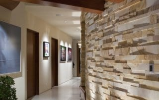 Custom Home At The Ridges Hallway