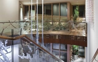 Custom Home At The Ridges Stairway