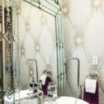Private Residence At Veer Towers With Bisazza Platinum Tile