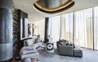 Private Residence At Veer Towers Sitting Area