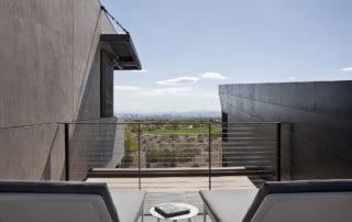 Custom Home At The Ridges Deck