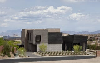 Custom Home At The Ridges Exterior Angle