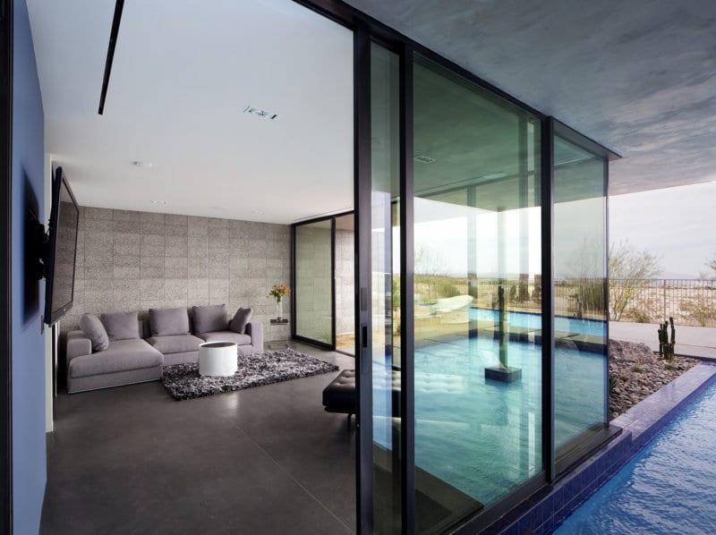 Custom Home At The Ridges Indoor Outdoor