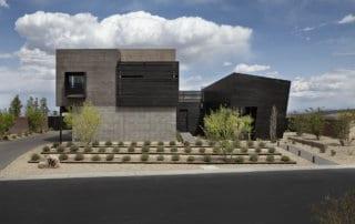 Custom Home At The Ridges Street View