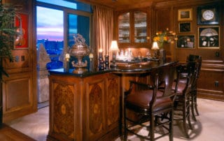 Private Residence At Park Towers Condominiums Bar