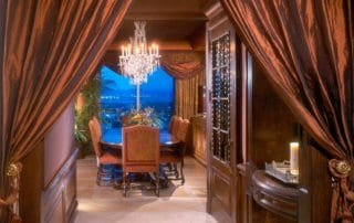 Private Residence At Park Towers Dining Room