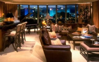 Private Residence At Park Towers Living Room Details