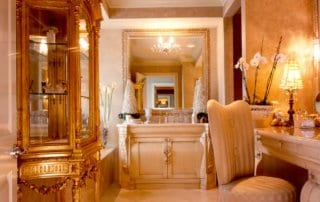 Private Residence At Park Towers Master Bathroom