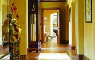 Private Residence At Southern Highlands Hallway