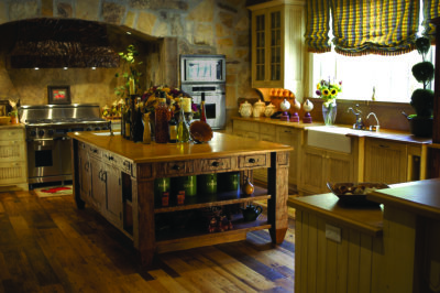 Private Residence At The Enclave Tournament Players Club Kitchen