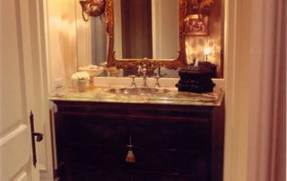 Private Residence At The Enclave Tournament Players Club Vanity