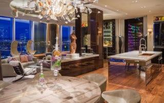 Merlin Contracting Veer Towers Dining Room