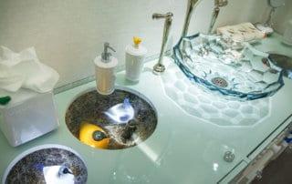 Merlin Contracting Veer Towers Guest Bathroom Vanity