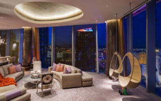 Merlin Contracting Veer Towers Livingroom With a View