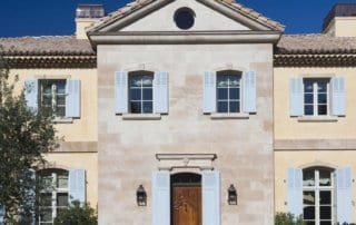 Custom Home at Southern Highlands