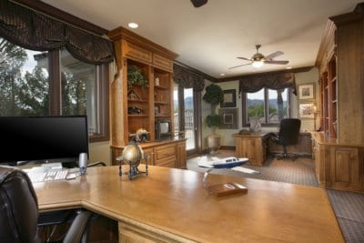 Custom Home at Eagle Hills