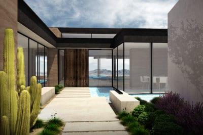 Terra Summit Courtyard