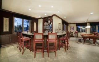 Custom Home at Eagle Hills Bar