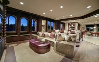 Custom Home at Eagle Hills Loft