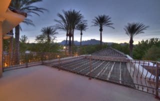 Custom Home at Eagle Hills View Red Rock