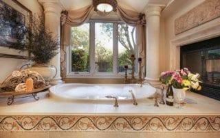Custom Home at Eagle Hills Master Bath