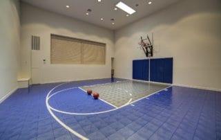 Custom Home at Eagle Hills Gym