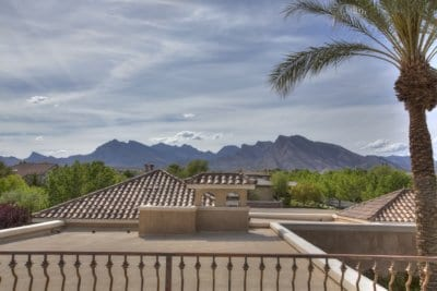 Custom Home at Eagle Hills Mountain View