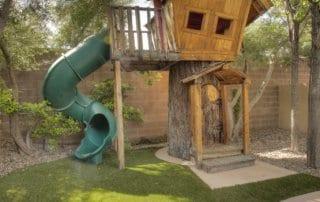 Custom Home at Eagle Hills Tree House