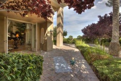 Custom Home at Eagle Hills Patio