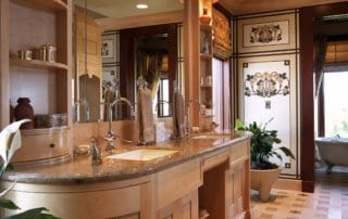 Custom Home at Tournament Hills Bathroom
