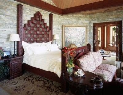 Custom Home Las Vegas  Bedroom