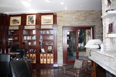 Custom Home at Tournament Hills