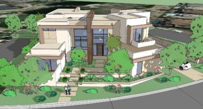 The Red Rock Country Club - Rendering