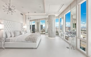 Custom Remodel at the Mandarin Oriental Penthouse