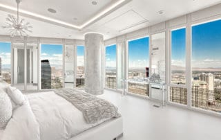 Custom Remodel at Mandarin Oriental Penthouse
