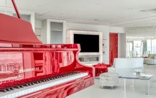 Custom Remodel at Mandarin Oriental Penthouse