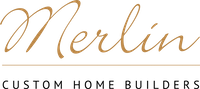 Merlin Custom Home Builders in Las Vegas Logo
