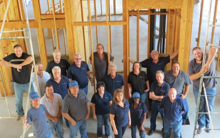 Merlin Custom Home Builders Team