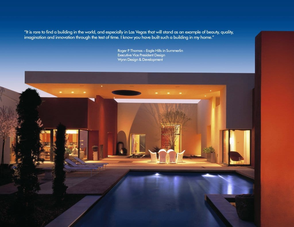 As Featured in Architectural Digest