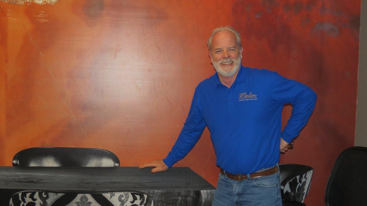John Grimes Superintendent Merlin Custom Home Builders 1