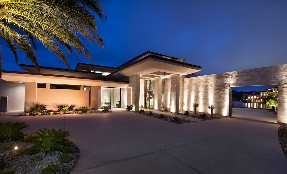 Estates at Reflection Bay Web - Merlin Custom Home - Custom Home Automation
